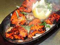 Popular meals at Sheray Punjab